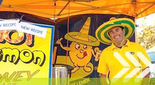 Krazy Lemon for your event