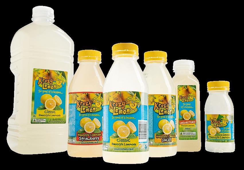 krazylemon homestyle lemonade